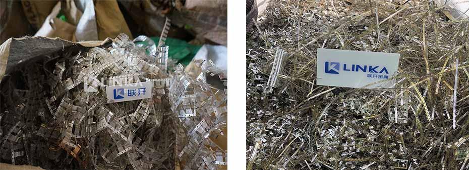 深圳镀金废料回收