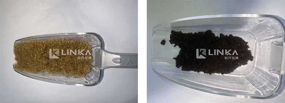 钯树脂回收 含金含钯树脂回收