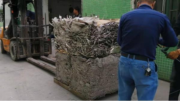旧镍回收 东莞镍纸镍皮废镍回收案例