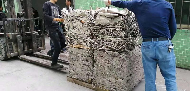 东莞联开金属镍废料回收