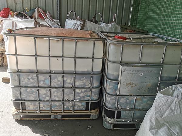 广西钴酸锂电池回收 东莞联开金属