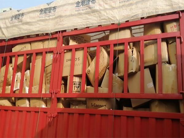 20吨旧镍回收现场2