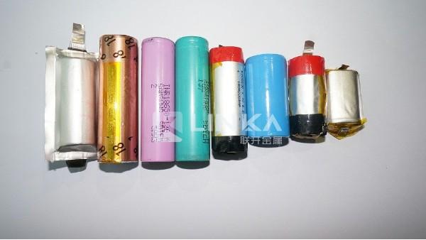 回收高镍三元电池