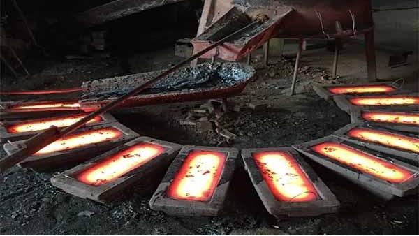 简述电弧炉熔炼含镍废料