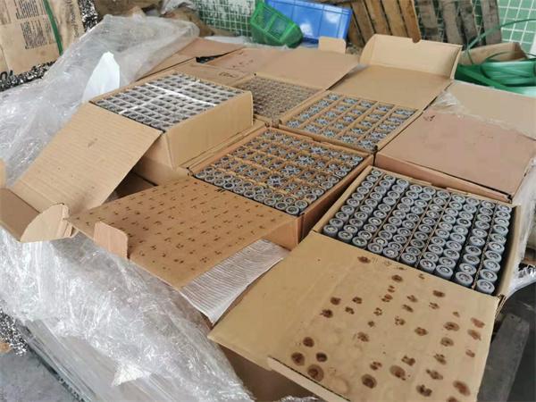 18650电池回收 回收18650电芯价格