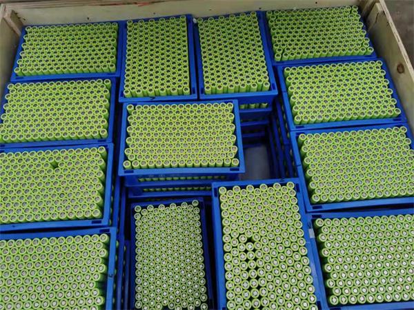 回收锂电池次品 回收18650锂电池