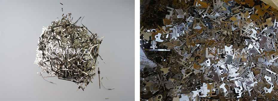 联开金属回收镀银