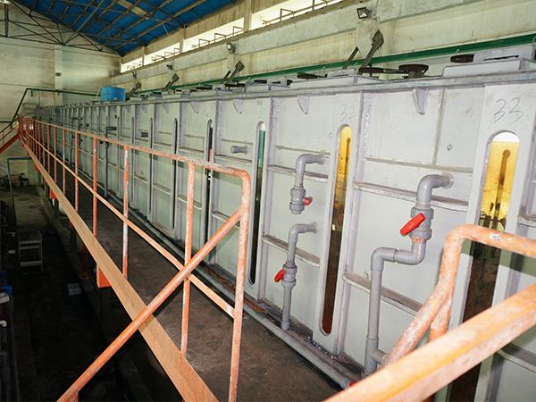联开金属废铜处理基地