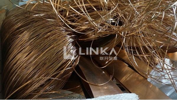 东莞联开金属浅析废铜回收后有什么用途?