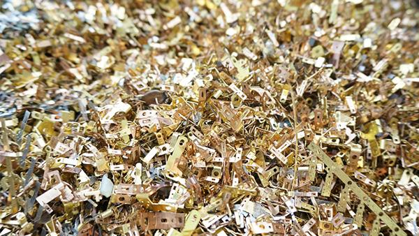回收铜案例