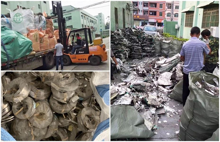 联开金属纯镍回收案例