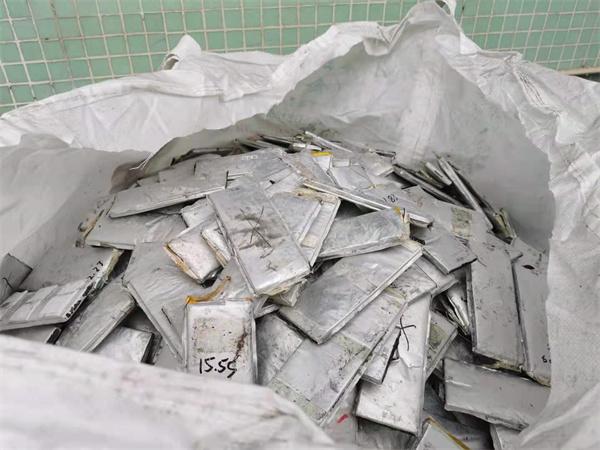 回收软包电池 多少钱一吨