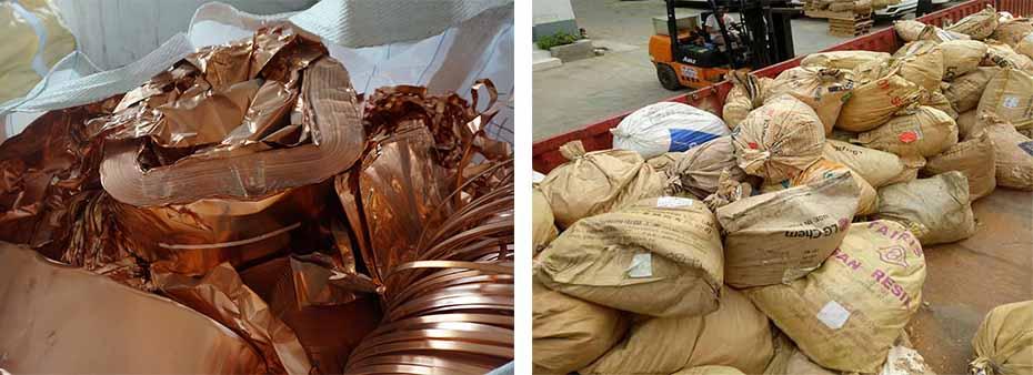 工厂废铜回收 磷铜合金东莞 深圳收购废铜