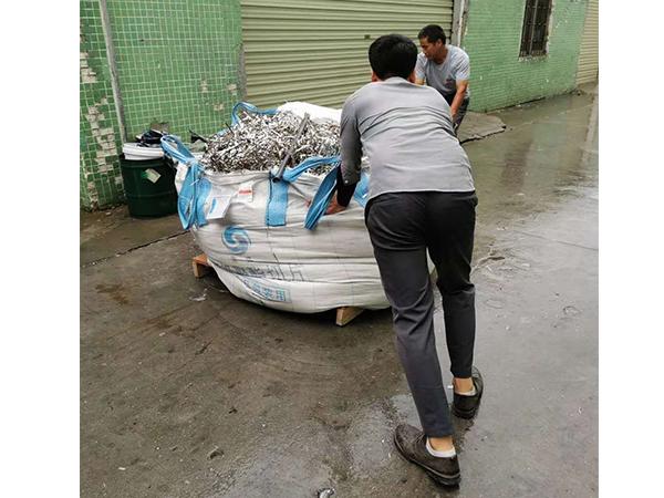 东莞废镍回收现场