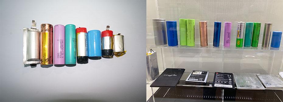 废锂电池 镍钴电池废料回收