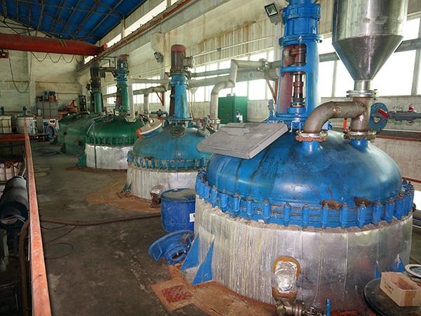 联开金属 铜镍回收蒸发车间