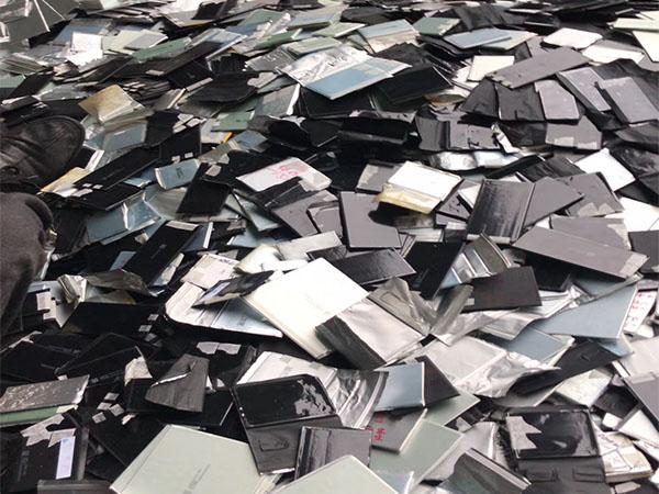 大量回收钴锂电池 手机锂电池回收