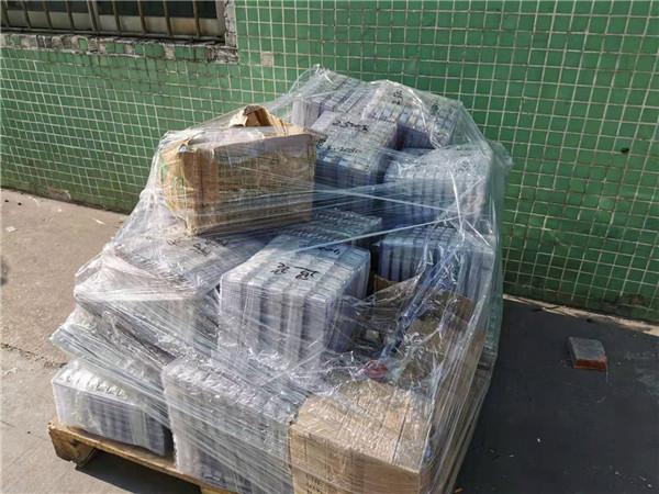 聚合物电池处理 回收三元电池 钴酸锂电池回收厂家