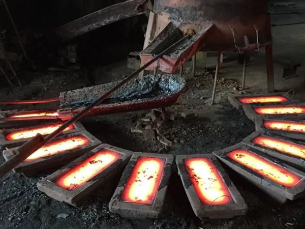 联开金属 镍铜回收冶炼设备