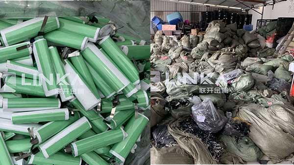 镍钴电池废料回收的再生利用及环境保护意义