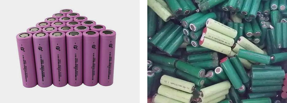 锂电池材料回收
