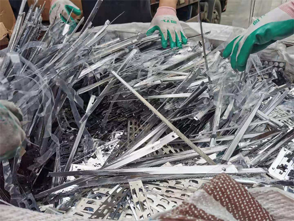 回收镍板镍片 多少钱一吨