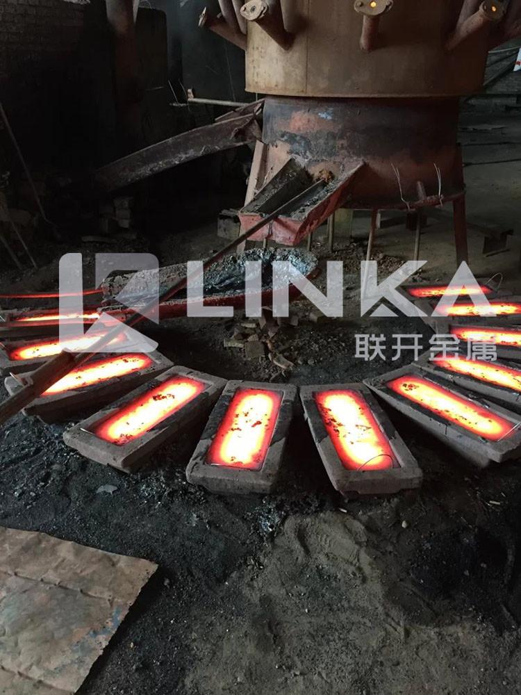 火法冶炼车间