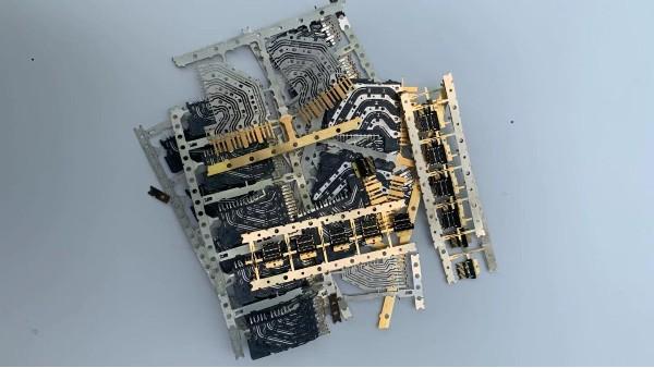 东莞联开金属回收镀金的三种不同方法