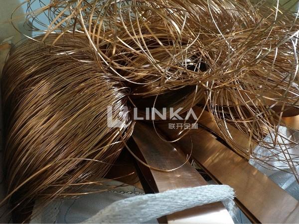 废紫铜回收 红铜回收 高导电素材 废铜料