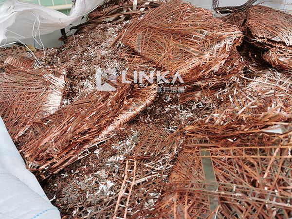 深圳上门回收纯镍镀铜废料
