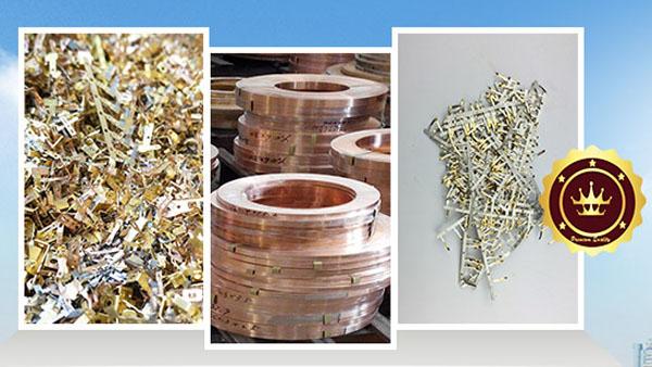 东莞联开金属废铜回收上门快速估价