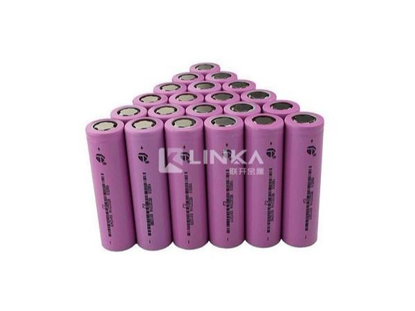 三元锂电池回收