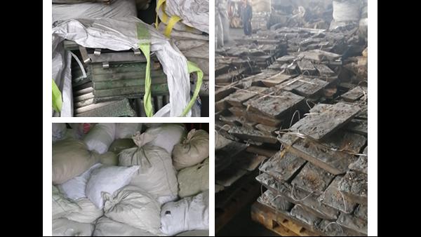 东莞废镍回收厂家—一次远距离的废镍回收案例