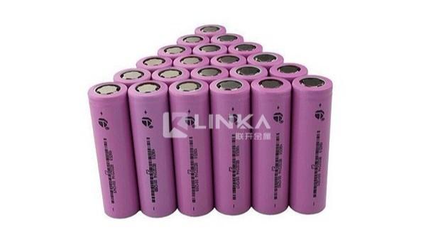三元锂电池回收的分级式方法